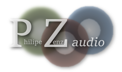 Philipe Zenz Audio
